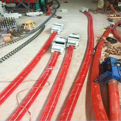 长短可定制两相电软管吸粮机 家用车载软管螺旋输送机 规格齐全