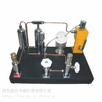 氧气表压力表两用校验器