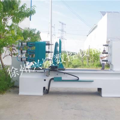 三轴木工数控车床楼梯立柱加工木工专用价格