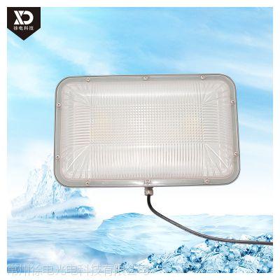 LED冷库灯 高亮度三防灯 190V 30W 80W6 500K徐电光电科技 防护型节能冷库灯