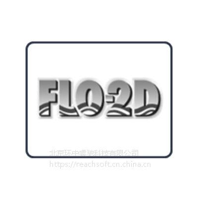 【FLO-2D | 二维洪水与土石流数值模拟套装软件 】正版价格,二维洪水灾害模拟,睿驰科技一级代理