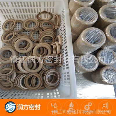 聚四氟乙烯PTFE填充聚苯酯制作的疲劳测试强度高的密封皮碗制品