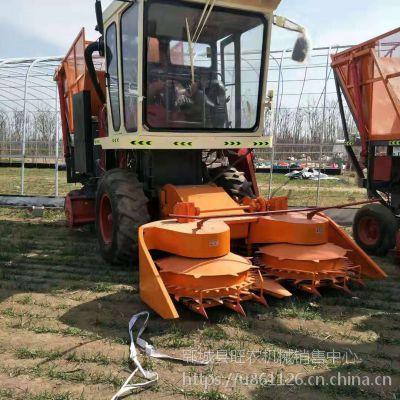 苏丹草收获机的厂家 各种型号玉米秸秆青储机