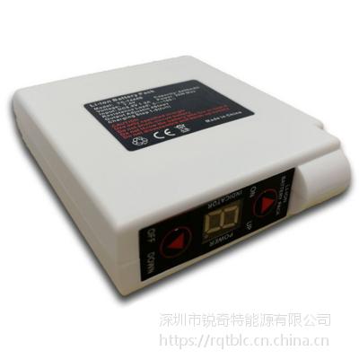 厂家直销定制 新款7.4V 空调服锂电池 5200mAh 18650锂电池