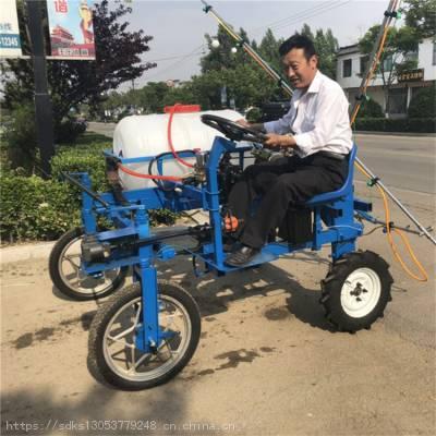 四轮打药机-康顺机械-自走式四轮打药机