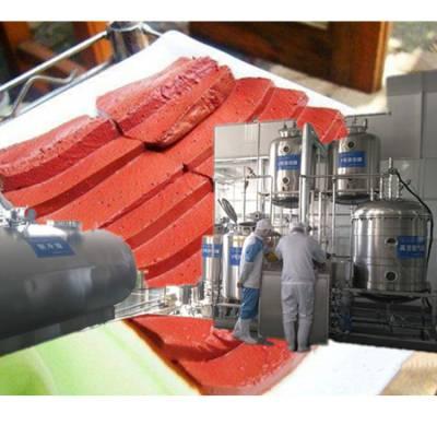 袋装血豆腐生产线|全套猪血豆腐生产设备|盒装鸭血生产线