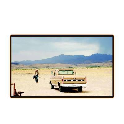 43寸壁挂广告机 网络版广告机 安卓系统 远程控制 广告机租赁