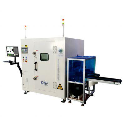 软包电池在线检查机 X-ray在线检查系统 日联科技制造
