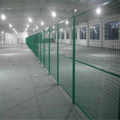 车间阻隔栏 仓库隔离网 厂区封闭网
