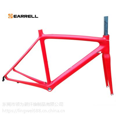 EARRELL碳纤维公路车架,自行车配件,爆款车架,规格50/53/55cm