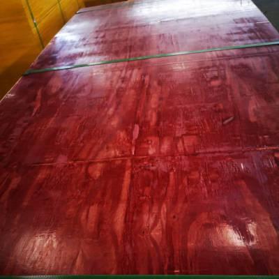 广西建筑模板9层高层红板厂家