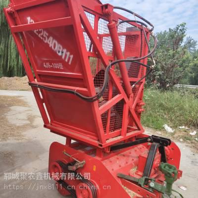 聚农鑫厂家价格_自动回收机_秸秆粉碎回收机