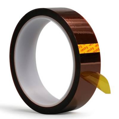 聚酰亚胺金手指胶带 胶带厂家批发 茶色高温绝缘胶带