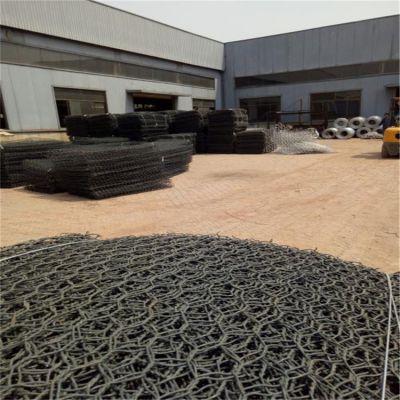 园林工程生态格网 包塑生态格网厂家 防洪铅丝笼规格