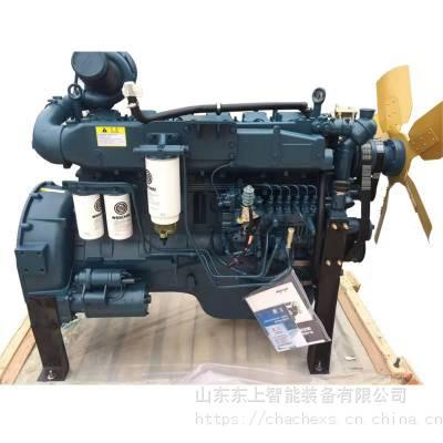 潍柴道依茨WP6 226B发动机 四配套 龙工柳工 30装载机 铲车