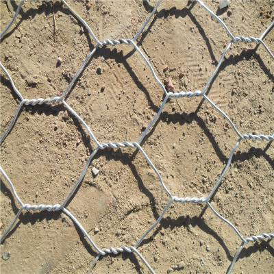 加筋石笼网 河道治理石笼网 铅丝笼护坡