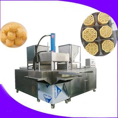 新型绿豆糕机器,更新换代升级全自动绿豆糕机