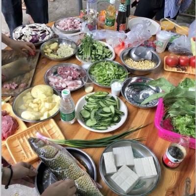 广州荔湾区员工团建户外休闲活动的农家乐