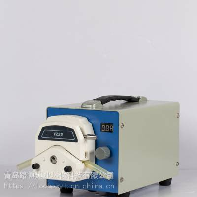 青岛路博LB-8000B可调节自动脱机采样器_水务采样器批发