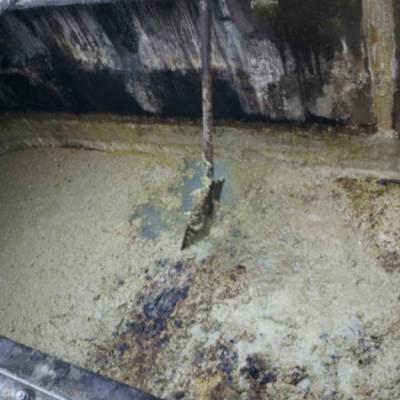 新区旺庄街道污泥池清理公司