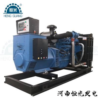 郑州玉柴发电机 150kw玉柴电控柴油发电机组 国三排放