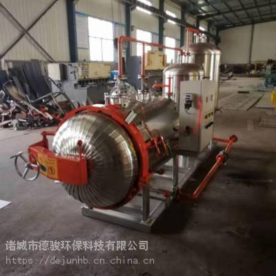 死猪无害化处理湿化机 无害化处理中心专用设备 畜禽湿化机