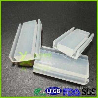 包装机设备密封条 食品包装机械 保鲜机耐高温硅胶密封条