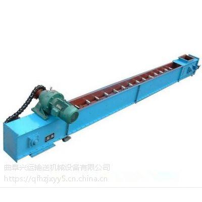 自清式刮板输送机 大提升量板链刮板式传送机