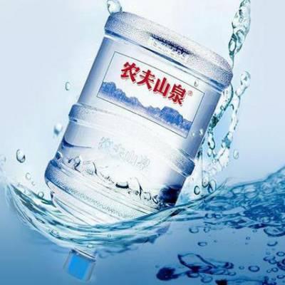 未央区原装纯净水销售电话 服务为先 西安市高新区咕咚桶装水配送供应
