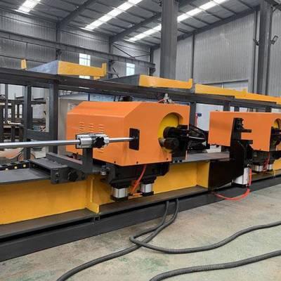 数控数控钢筋剪切线带锯床钢筋锯切包教包会生产厂家