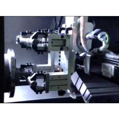 拉杆/转向摇臂/平衡杆车床加工上下料机械手-CNC车床机械手-数控车床机械手改装