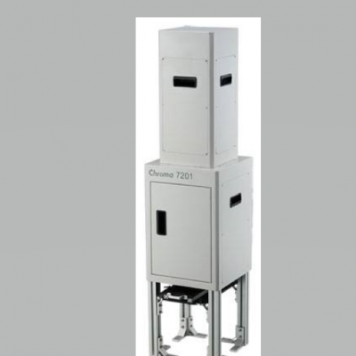 Chroma/致茂台湾7201光伏硅片外观暨表面脏污检测机