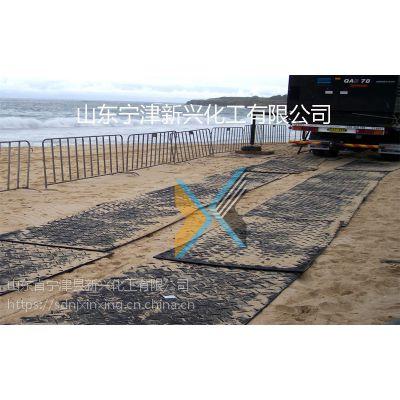 聚乙烯铺路板 PE环保铺路板每平方米的成本是多少
