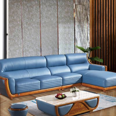 厂家直销家用客厅时尚沙发 办公新中式沙发 大户型家具可定制批发