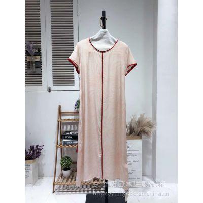 高端赚钱硬货[茵美娜]真丝连衣裙系列到货白色均码