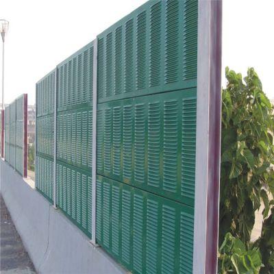 路基声屏障生产、路基声屏障厂家、彩钢屏体隔音屏