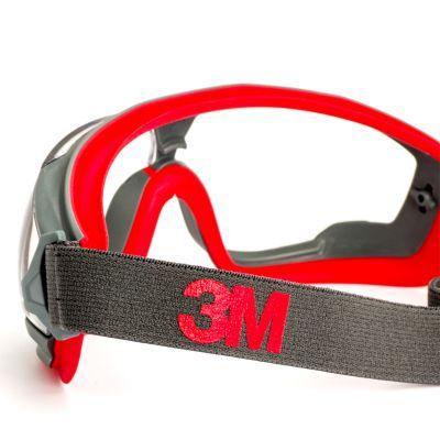 批发3M护目镜GA501 防雾防护眼镜价格型号