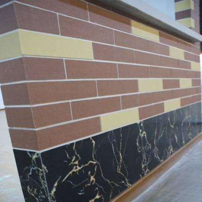 瑞源柔性饰面砖 外墙砖厂家供应软瓷 柔性石材 国家检测质量标准30年不脱落 不变色 不开裂
