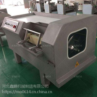 冻肉切丁机主要特点 提高工作效率 鑫鹏制造