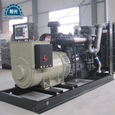 河南发电机组厂家供应上柴发电机组 上柴股份SC系列柴油发电机组