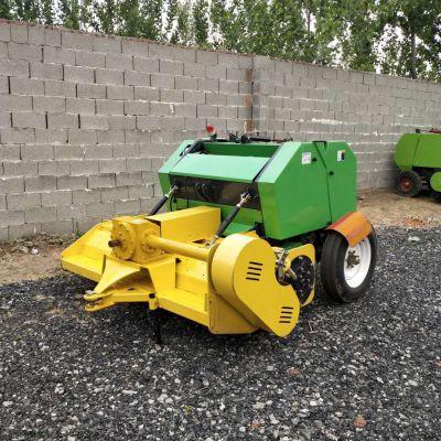 打捆机 玉米秸秆打捆机 麦草捡拾打捆机 青贮饲料打包机 鸿磊9YQ-130