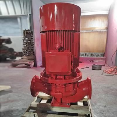 厂家供应AB签消防泵XBD7.8/100-HYW 160KW自动喷淋泵
