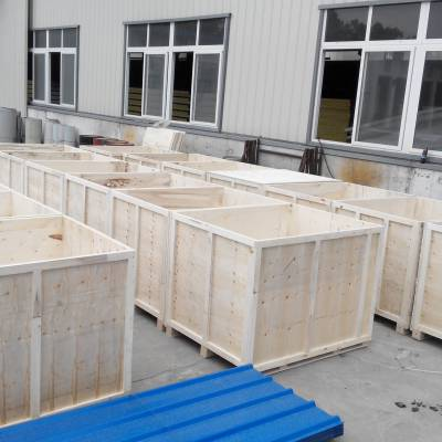 上海厂家直销木箱,上门打包木箱木架