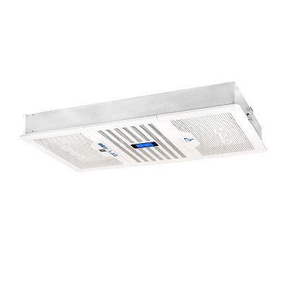 层流型超薄吸顶式空气净化机-利安达超薄高效百级洁净度LAD/KJD-T600