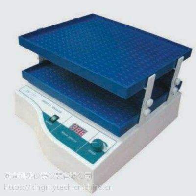 中国 双层数显脱色摇床TS-200 精迈仪器