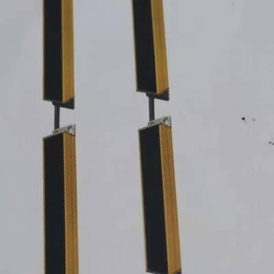 海任科技MYDU系列单元式测量光幕,采用单元式,可以根据通道实际应用灵活拼接,