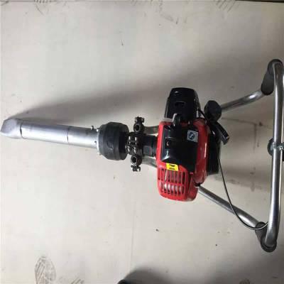 铁路养护设备 ND-4内燃捣固机 便捷式小蜜蜂夯实锤实机