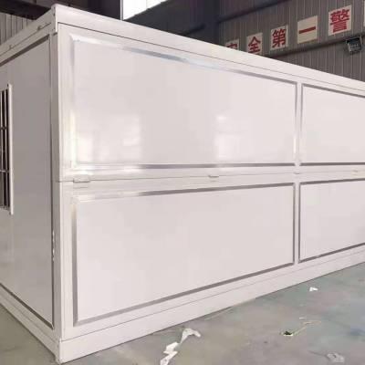 厂家大量供应模块化集成房屋 打包箱房 活动房 打包岩棉集装箱房
