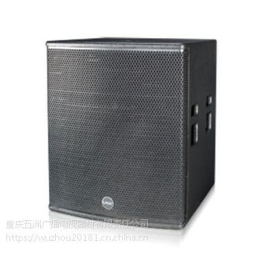 重庆代理商供应LAX锐丰RS18B超低音箱