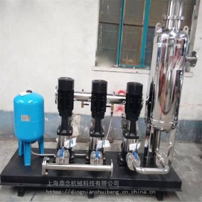 无负压变频恒压供水设备 南方CDM3-2一控三变频泵组厂家直销